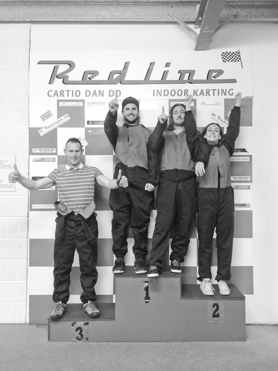 Redline Indoor Karting Wales