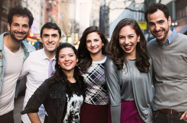 Behind The Scenes of 'Soon By You,' The Orthodox Jewish 'Friends'