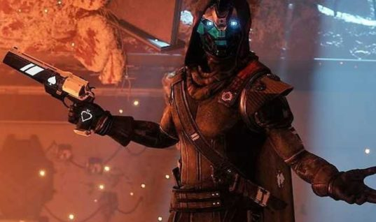 Destiny 2 gets first downtime of the year today