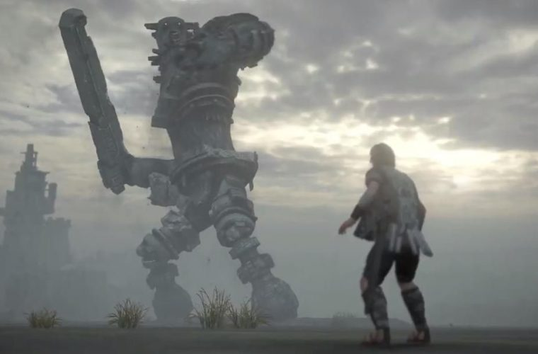 Shadow of the Colossus PS4 remake gives dev 'a second chance'
