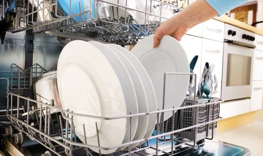 Is deadly bacteria lurking in your dishwasher? Scientists discover pathogens linked to food poisoning and fatal heart infections build-up in the kitchen staple