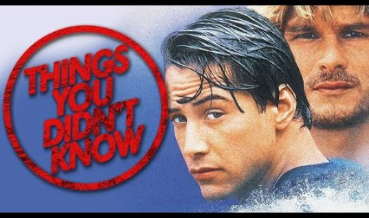 "7 things you didn't know about ""Point Break"""
