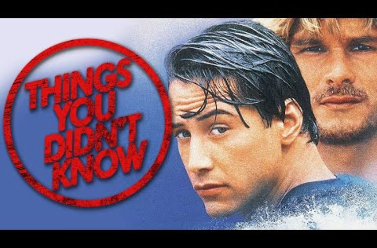 """7 things you didn't know about """"Point Break"""""""