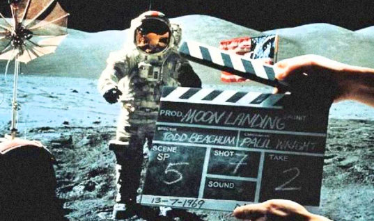 Evidence to Prove Moon Landings Were Real Goes Completely Missing from NASA