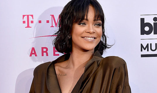 Rihanna Earns 50th Top 40 Billboard Hot 100 Hit