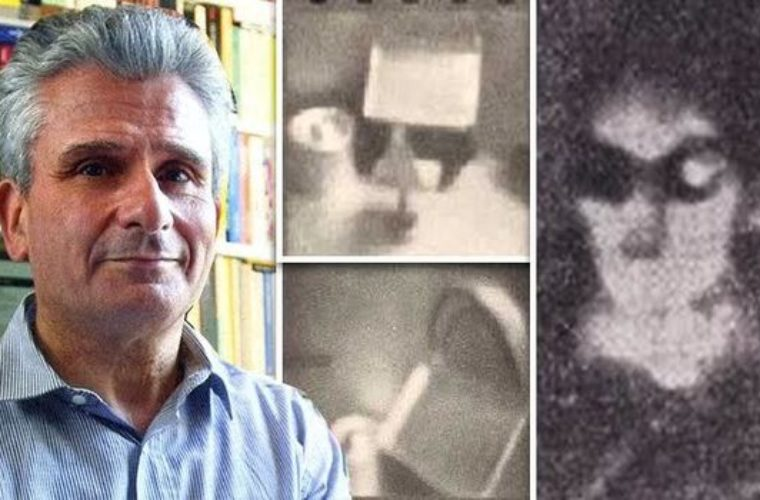 Are these world's first pictures of an 'alien taken inside UFO?' – Shock images in book