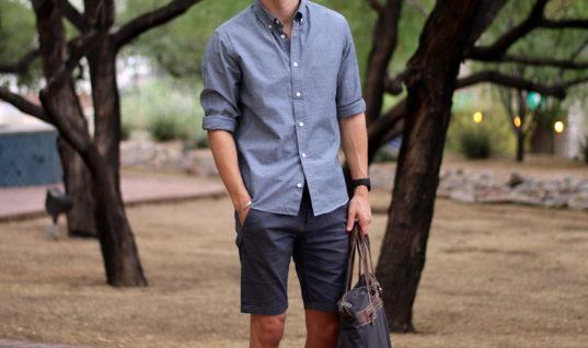 Ash & Erie Jeans for Shorter Guys
