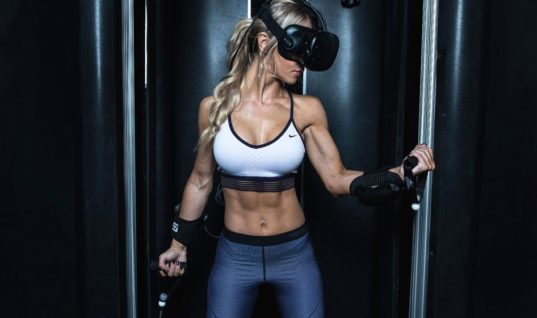 This Latest Virtual Reality Gym Could Be The Secret To Getting Swole