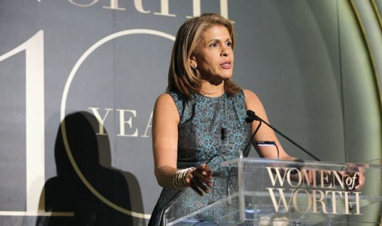 Hoda Kotb replaces Matt Lauer as Today co-anchor