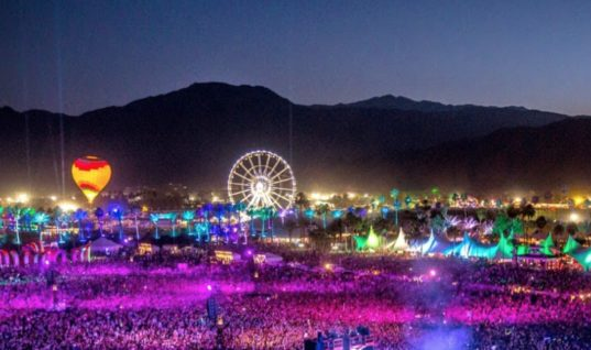 Coachella Announces 2018 Lineup Ft. ODESZA, The Weeknd, REZZ, Louis The Child, Illenium, SZA & Many More