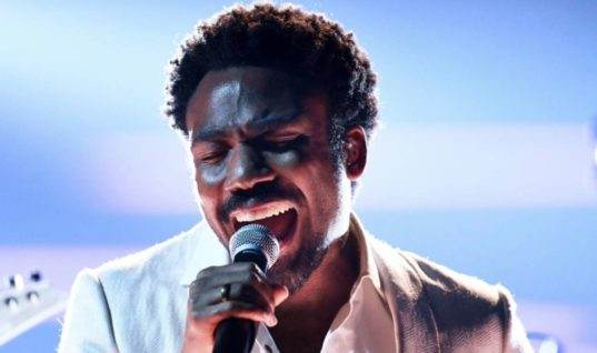 Watch Childish Gambino's Amazing, Rare Live Performance At The Grammys With Full Band