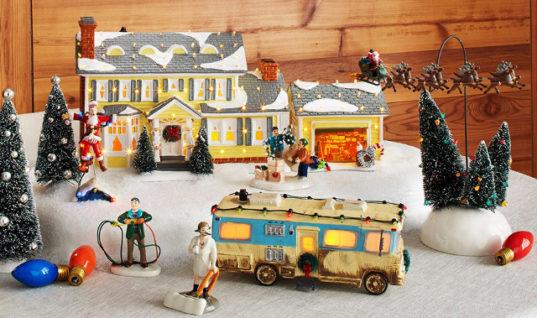 National Lampoons Christmas Vacation Holiday Set