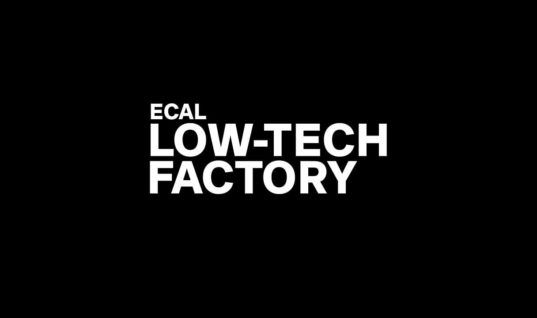 ECAL Low-Tech Factory