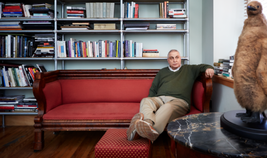 'Wormwood' Director Errol Morris on the CIA's LSD Experiments