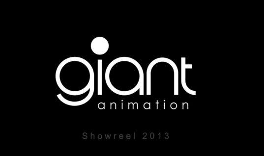 Giant Animation Showreel 2013