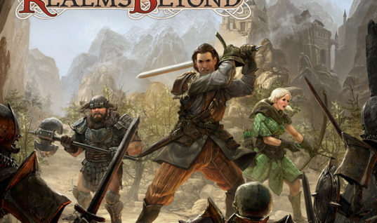 Realms Beyond – A classic turn-based fantasy RPG news