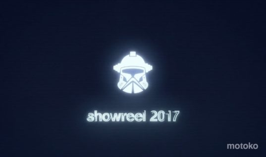 Motoko Showreel 2017