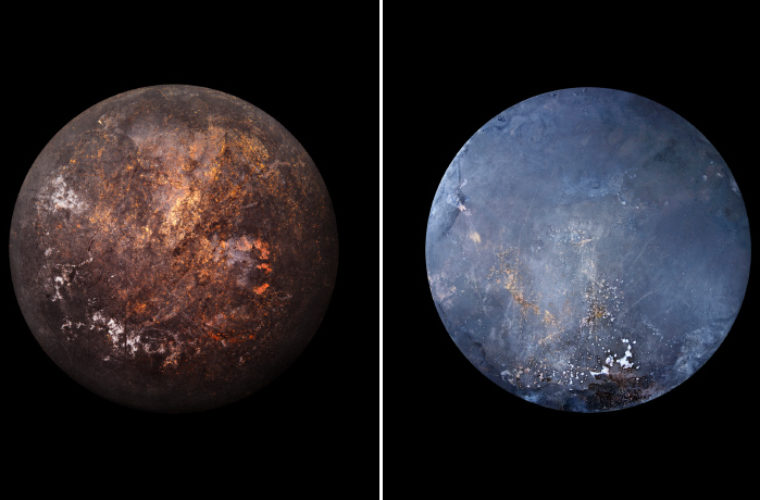 Frying Pans That Look like Alien Planets