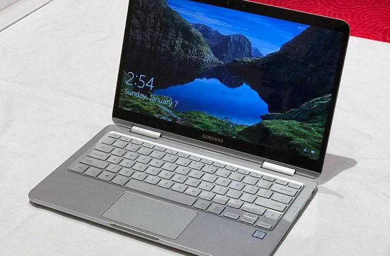 Samsung Notebook 9 Pen Hands-on Review