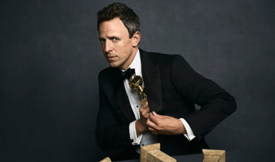 How to Watch Seth Meyers Host the 2018 Golden Globes Live