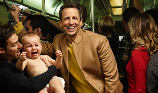 How Seth Meyers Is Winning the Late Night TV Show Wars