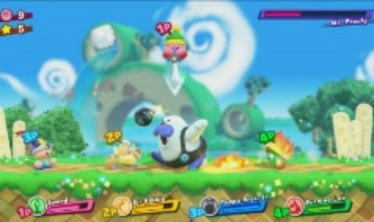 Get a closer look at Kirby Star Allies in this new trailer | Kirby Star Allies upcoming | Nintendo Switch