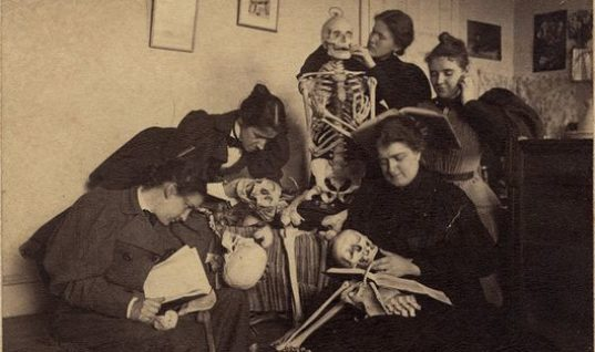 Student Life at the World's First Medical School for Women