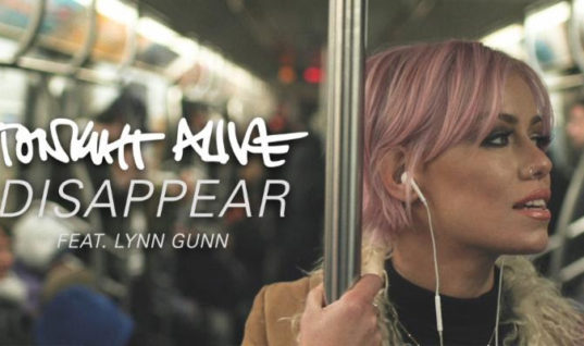 Tonight Alive Have Dropped A Song Featuring PVRIS' Lynn Gunn – News