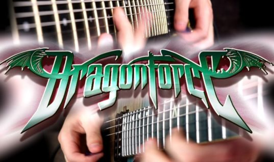 What If DRAGONFORCE's Guitarists Played For THE BEATLES, TAYLOR SWIFT & SUNN O)))?