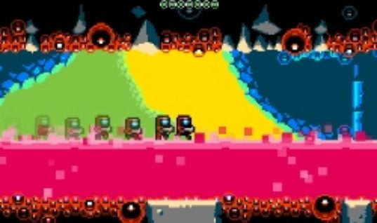 Sci-fi metroidvania Xeodrifter is headed to Nintendo Switch | Xeodrifter upcoming | Nintendo Switch