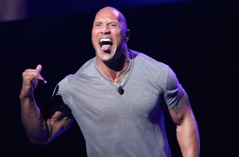The Rock Launches 'The Titan Games' Fitness Competition Series