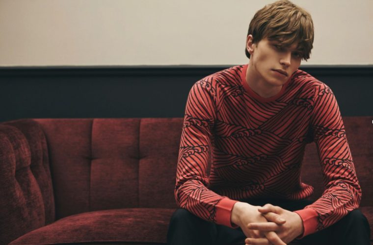 How John Smedley stole a march on knitwear