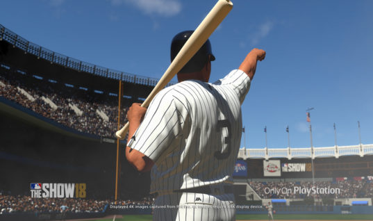 MLB The Show 18 Gameplay Trailer Revealed – PlayStation.Blog