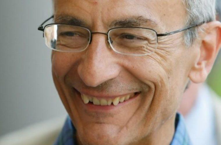 "John Podesta: ""We Must Reduce World's Population"""