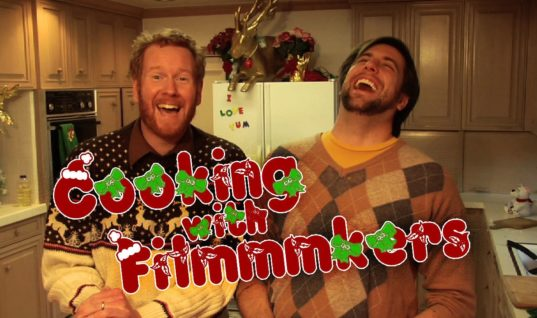 Cooking with Filmmakers