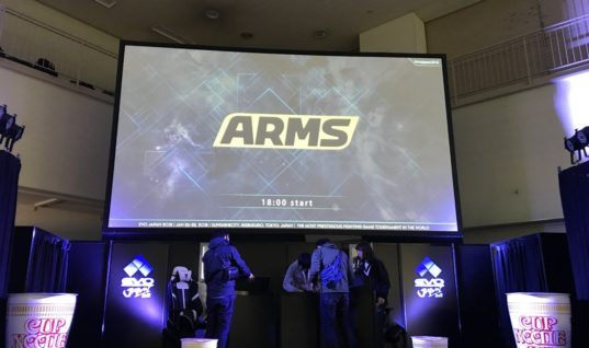 Feature: This Ain't A Scene It's An ARMS Race (At EVO Japan 2018)