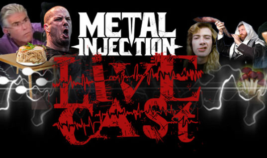 METAL INJECTION LIVECAST #449 – Thrash It or Gas It