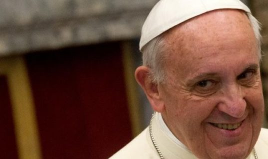 Pope Francis: 'Relationships With Jesus Are Dangerous And Harmful'