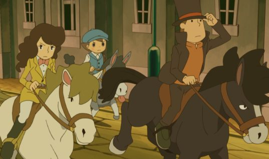 It's time for Professor Layton to reinvent itself