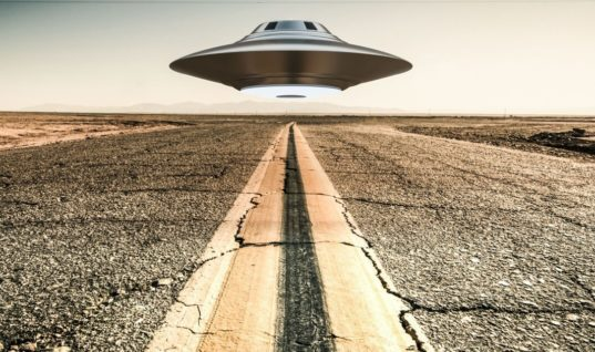 American Airlines Pilot Reports UFO With 'Big Reflection' 40,000 Feet Over Arizona
