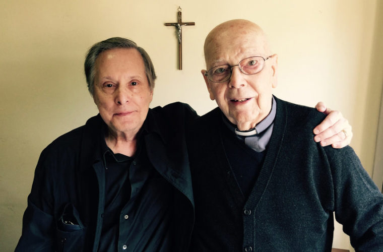 Director of 'The Exorcist', William Friedkin, on his new documentary 'The Devil and Father Amorth'