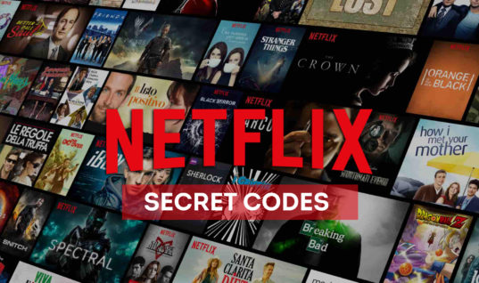These Codes Unlock the Real List Of Movies and TV Shows On Netflix