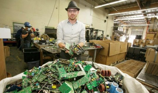 Electronics-recycling innovator is going to prison for trying to extend computers' lives