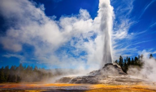 NASA Wants To Spend $3B Drilling Into Yellowstone Volcano, Risking Eruption