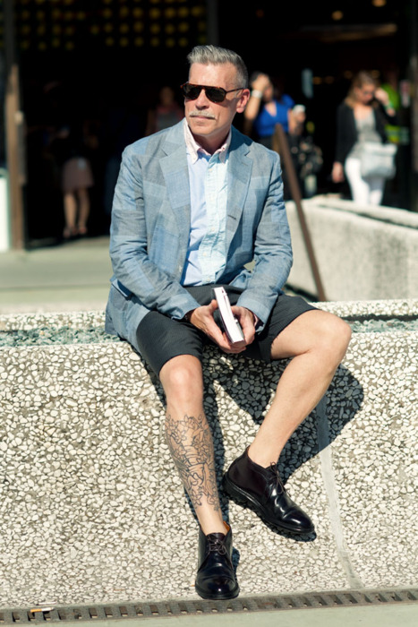 Nick Wooster shorts