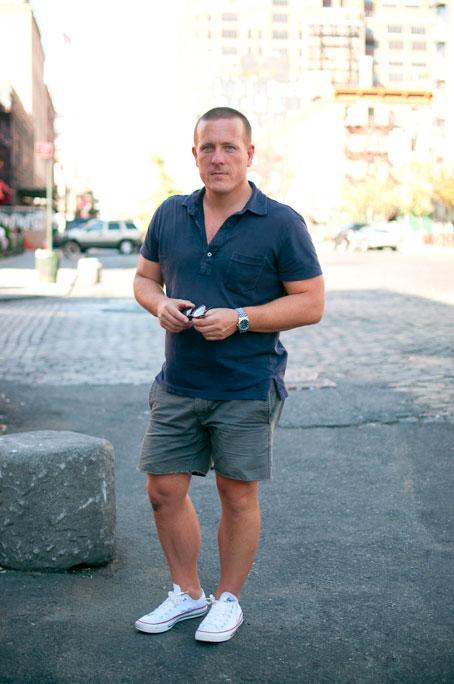 Scott Schuman shorts