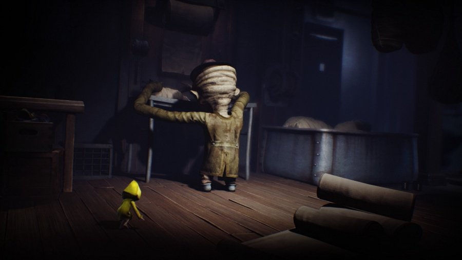 Little Nightmares: Complete Edition Review - Screenshot 2 of 5