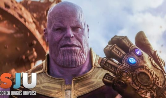 Let's Talk About That Avengers Infinity War Trailer