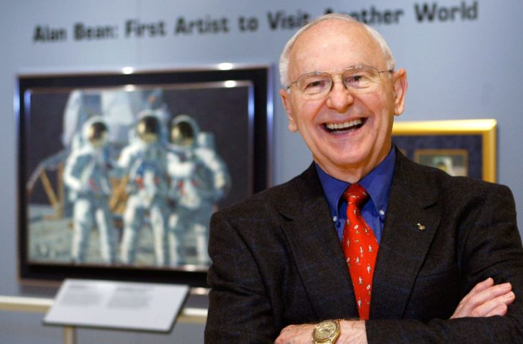 Astronaut Alan Bean, the Fourth Man to Walk on the Moon, Has Died at 86