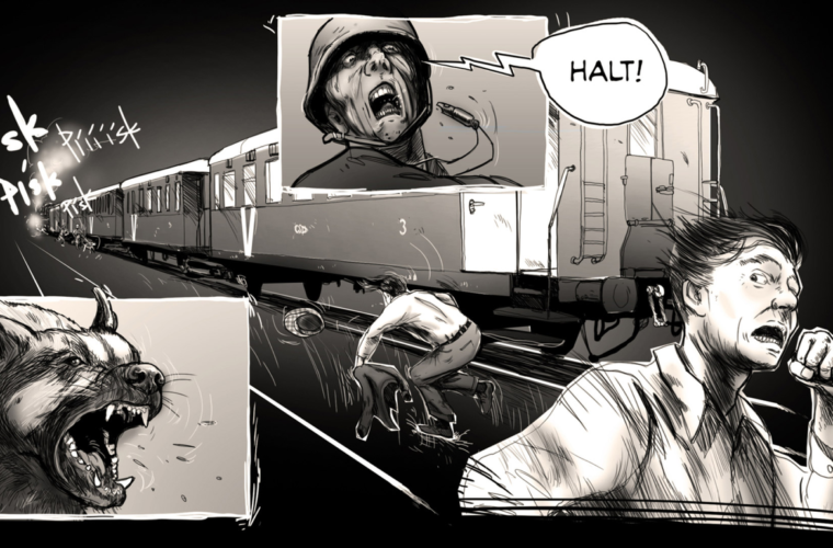 Attentat 1942 wins Berlin gaming festival award, but can't be played in Germany
